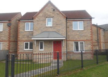 Thumbnail 3 bed detached house to rent in Rotherham Road, Dinnington, Sheffield