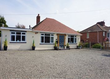 Thumbnail 4 bed detached bungalow for sale in Darklands Road, Swadlincote