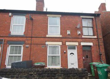 Thumbnail 2 bedroom terraced house for sale in Bulwell Lane, Basford, Nottingham