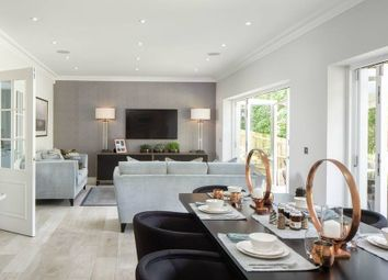 """Thumbnail 5 bedroom detached house for sale in """"The Alfred"""" at Andover Road North, Winchester"""