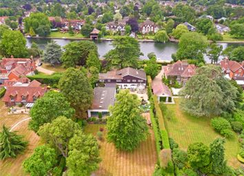 Thumbnail 6 bedroom detached house for sale in River Road, Taplow, Maidenhead, Buckinghamshire
