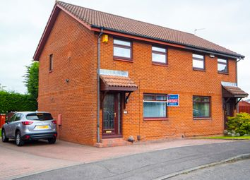 Thumbnail 3 bed semi-detached house for sale in Blenheim Place, Stenhousemuir