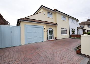 Thumbnail 3 bed semi-detached house for sale in Hillam Road, Wallasey, Merseyside