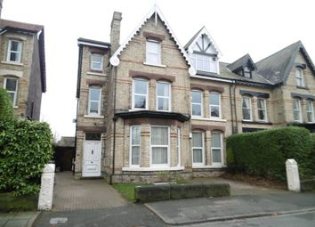 Thumbnail 1 bed flat to rent in Clarendon Road, Garston, Liverpool