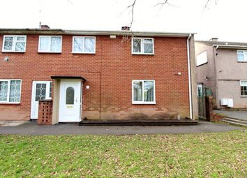 Thumbnail 3 bed end terrace house for sale in Jervis Walk, Newport