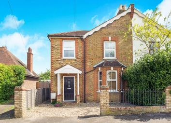 Thumbnail 3 bed semi-detached house for sale in West Molesey, Surrey