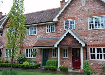 Thumbnail 3 bed terraced house to rent in Oakwood Court, Hartley Wintney, Hook
