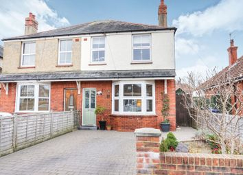 Thumbnail 3 bed semi-detached house for sale in St. Thomas's Road, Worthing