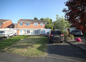 Thumbnail 3 bed property for sale in Walker Crescent, St. Georges, Telford