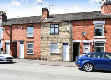 Thumbnail 3 bed terraced house for sale in Carlton Street, Burton-On-Trent