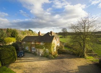 Thumbnail 5 bed detached house for sale in Hazeley Bottom, Hartley Wintney, Hook