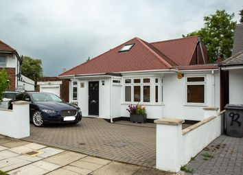 Thumbnail 4 bed detached bungalow for sale in Hillside Gardens, Edgware