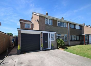 Thumbnail 4 bed semi-detached house for sale in College Gardens, North Bradley, Wiltshire