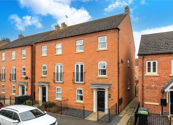 Thumbnail 4 bed semi-detached house for sale in Renfrew Drive, Greylees, Sleaford, Lincolnshire