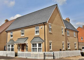 Thumbnail 4 bed detached house for sale in Rutherford Way, Biggleswade