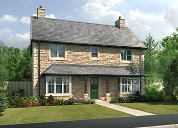 "Thumbnail 4 bed detached house for sale in ""Arundel"" at Stoney Lane, Galgate, Lancaster"