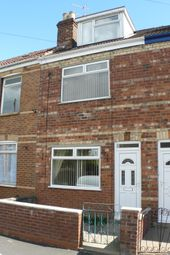 Thumbnail 3 bed terraced house to rent in Burton Street, Gainsborough