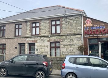 Thumbnail 2 bed terraced house for sale in Village View, Fore Street, St Dennis, St Austell, Cornwall