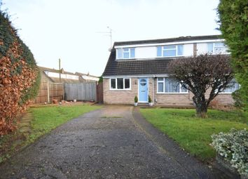 Thumbnail 2 bed semi-detached house for sale in Icknield Way, Luton
