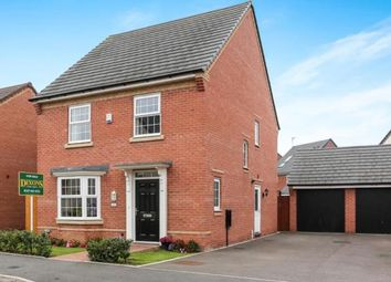 Thumbnail 4 bed detached house for sale in Amelia Crescent, Coventry, West Midlands