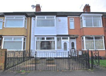 2 bed terraced house for sale in Telford Street, Hull, North Humberside HU9
