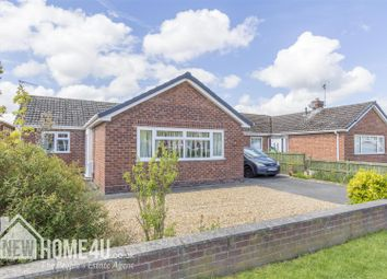 Thumbnail 3 bedroom semi-detached bungalow for sale in Mercia Drive, Mynydd Isa, Mold