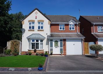 Thumbnail Detached house for sale in Amberlands, Stretton, Burton-On-Trent