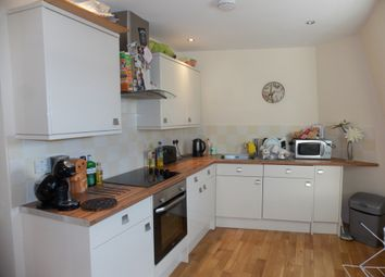 Thumbnail 1 bed flat to rent in Raphen Apartments Medway Road, London