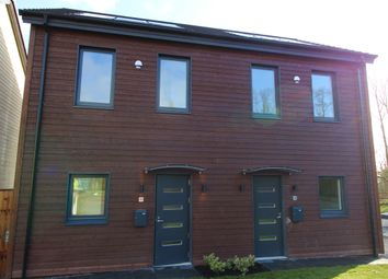 Thumbnail 2 bed semi-detached house for sale in Comley Crescent, Chesterfield