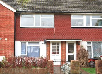 Thumbnail 2 bed terraced house to rent in Monks Walk, Upper Beeding, Steyning