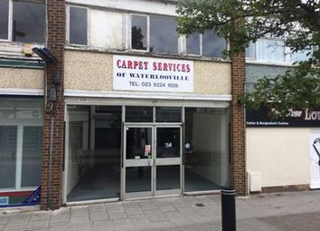 Thumbnail Retail premises to let in 260-262 London Road, Waterlooville, Hampshire