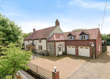 Thumbnail 5 bedroom detached house for sale in Fakenham Road, South Creake, Fakenham