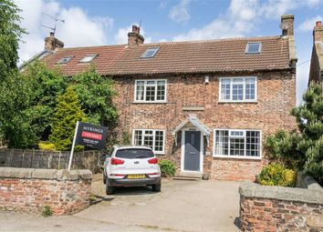 4 bed terraced house for sale in Moor Lane, Arkendale, North Yorkshire HG5