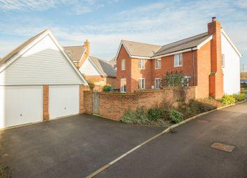 Thumbnail 5 bed detached house for sale in Joseph Conrad Drive, Aldington, Ashford