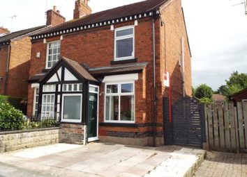 Thumbnail 2 bedroom semi-detached house for sale in Oakland Avenue, Haslington, Crewe, Cheshire