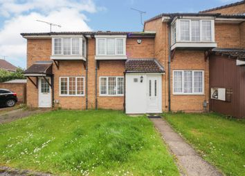 Thumbnail 2 bedroom terraced house for sale in Tennyson Avenue, Houghton Regis, Dunstable