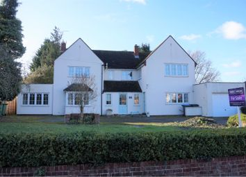 Thumbnail 4 bed detached house for sale in School Lane, Stratford-Upon-Avon