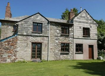 Thumbnail 4 bed farmhouse for sale in Downend, Lostwithiel
