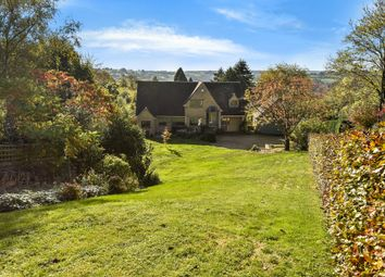 Thumbnail 4 bed detached house for sale in Pinfarthings, Amberley, Stroud