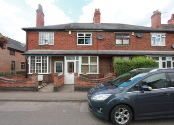 Thumbnail 3 bed terraced house to rent in Main Street, Kirby Muxloe, Leicester