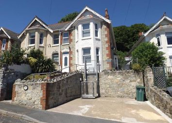 Thumbnail 5 bedroom semi-detached house for sale in Belle Vue Road, Ventnor