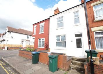 Thumbnail 5 bedroom terraced house to rent in Clements Street, Coventry, West Midlands