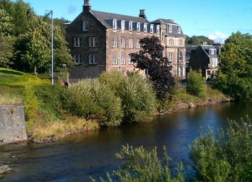 Thumbnail 3 bed flat for sale in Mansfield Mill House, Mansfield Road, Hawick