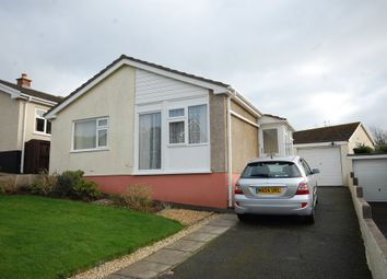 Thumbnail 3 bed detached bungalow for sale in Upper Hill Park, Tenby