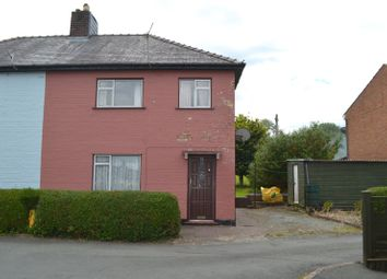 Thumbnail Semi-detached house for sale in Maesydre, Llanidloes, Powys