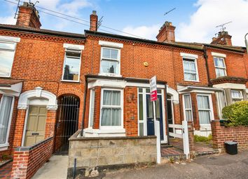 Thumbnail 3 bed terraced house for sale in Dover Street, Norwich