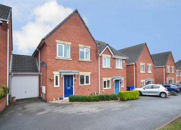 Thumbnail 3 bed semi-detached house for sale in Main Street, Weston Coyney, Stoke-On-Trent