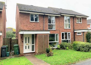 Thumbnail 3 bed semi-detached house for sale in Glassonby Walk, Camberley, Surrey