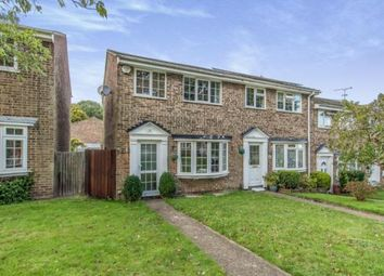 Thumbnail 3 bed semi-detached house for sale in Bower Green, Chatham, Kent