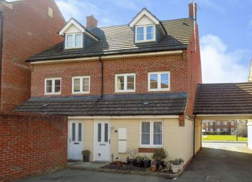 Thumbnail 2 bed semi-detached house for sale in Havisham Drive, Swindon